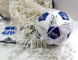 Сетка для футбольных ворот (узловая)  5х5_    55125, фото 3