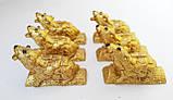 Статуэтки сувениры Мышка малютка 2,5*3,5*1,5 см, фото 5