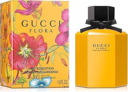 Женские - Gucci Flora Gorgeous Gardenia Limited Edition 2018 - 100 ml