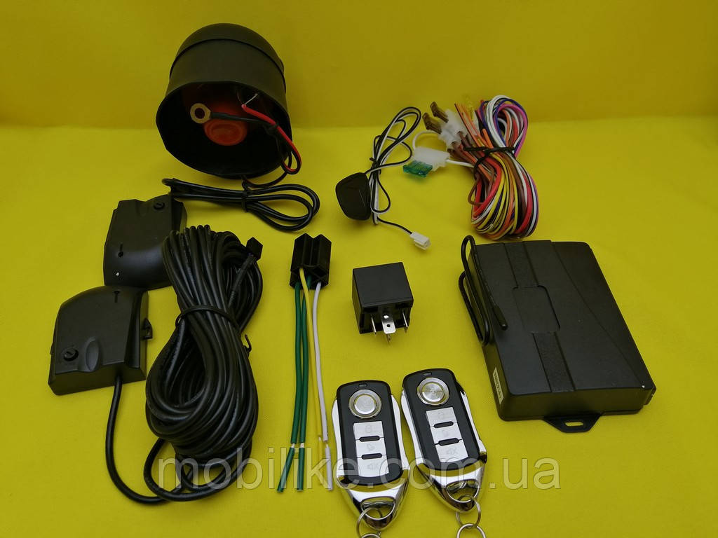 Автосигнализация Truck Security System 24V