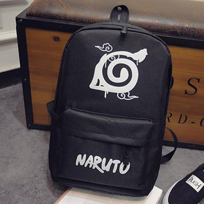 Рюкзак молодежный светящийся Narutu