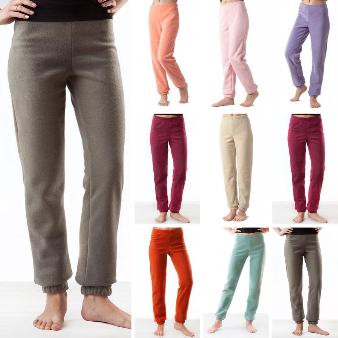Домашние флисовые штаны HTL 007. Разные расцветки