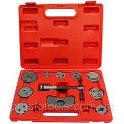 Комплект для обслуживания тормозных цилиндров Heshitools HS-E3318A
