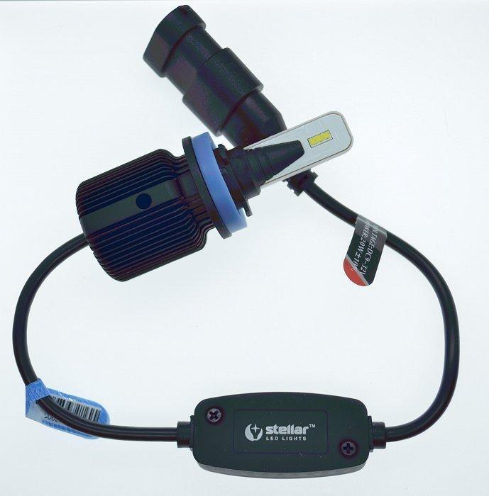 Светодиодные лампы LED STELLAR F1 H11 Can-Bus