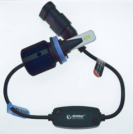 Светодиодные лампы LED STELLAR F1 H11 Can-Bus, фото 2