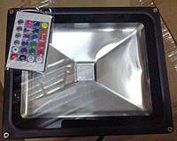LED прожектор RGB SUNLIGHT 30W (+ДУ)