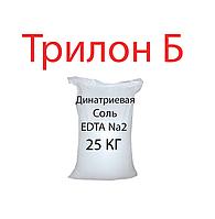 Трилон Б, динатриевая соль, EDTA Na2, 25кг