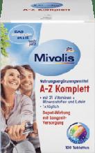 Вітамінний комплекс A-Z Komplett Tabletten, 100 St