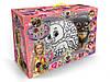 Набор для творчества сумочка раскраска с игрушкой RP-01-01U