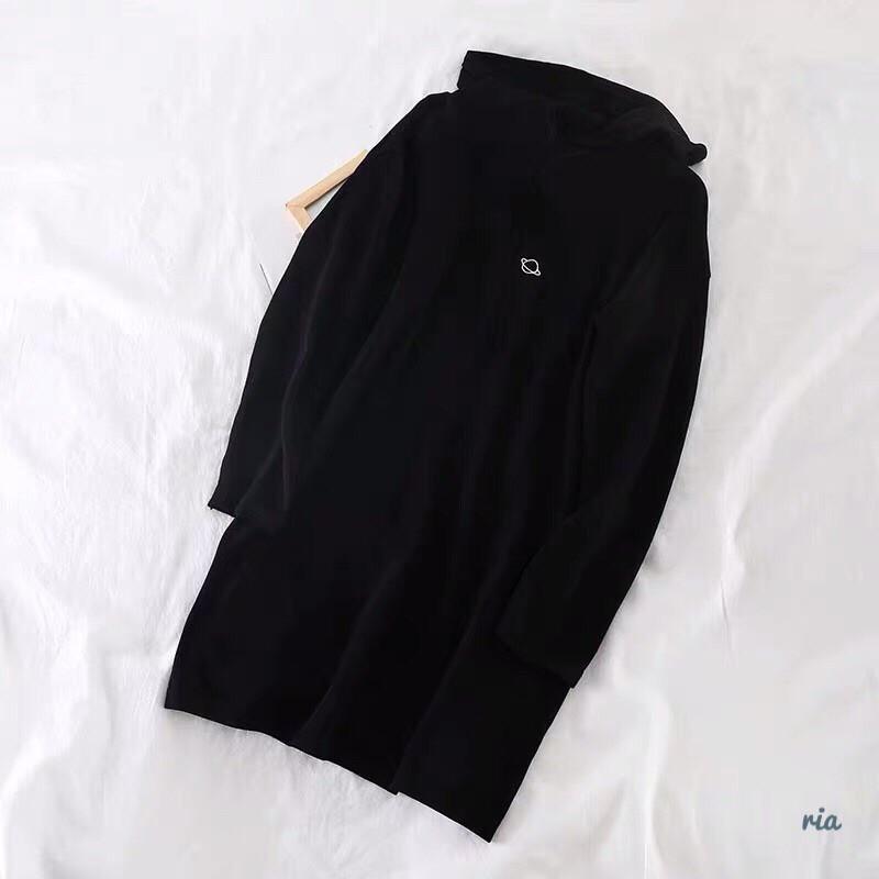 Женское платье - худи из двухнитки с капюшоном vN3484