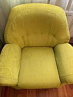 Химчистка мягкой мебели у вас дома