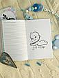 Бебибук Мамины секреты блокнот мамы ребенка до 1 года Голубой, фото 5