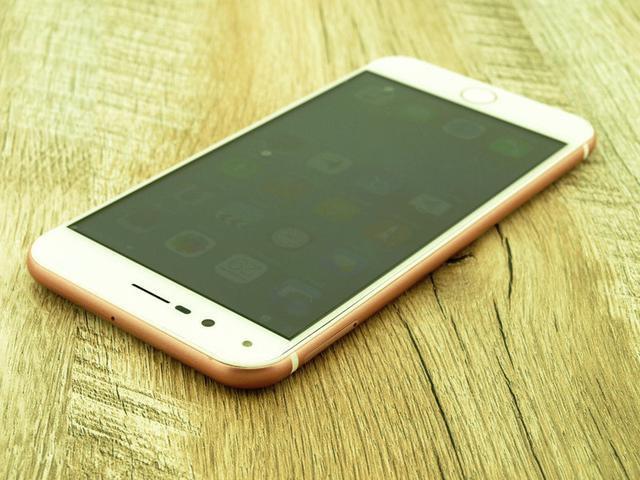 """Смартфон М-horse i7 Plus 5.5"""" 13Mp 1280х720 Акумулятор: 3000маг в рожевому кольорі"""