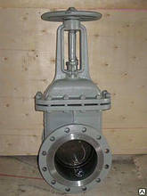 Засувка сталева 30с41нж Ру16 Ду400