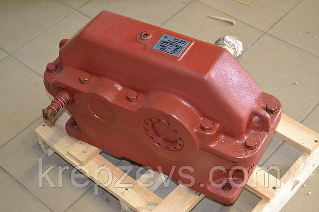 Купить горизонтальный цилиндрический редуктор Ц2У в Украине