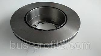 Диск тормозной (задний) MB Sprinter 508-519 06- (303x28) — Trucktec Automotive — 02.35.202