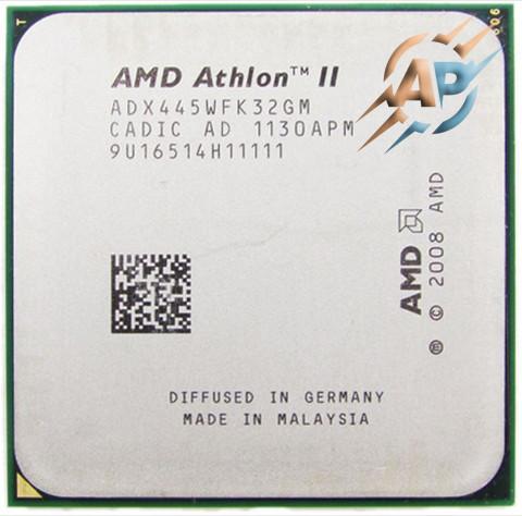 Процессор AMD Athlon II X3 445 3.1GHz 2000MHz (ADX445WFK32GM) Socket AM2+/AM3 95W