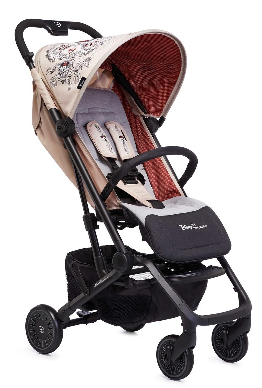 Прогулочная коляска Easywalker  Disney Buggy XS / Minnie Ornament