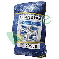 Тент Tarpaulin Uniwersalna 60 г/м2 20х20м (+-5%)