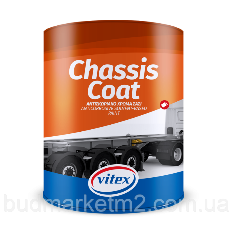 Vitex Chassis Coat Brown 2.5л