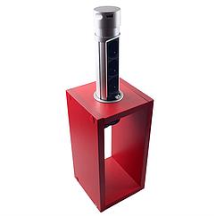 Компактная мебельная розетка EH-AR-303