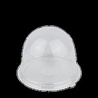 Упаковка с крышкой прозрачная для маффина/макарун,110х82мм(внутренние размеры 90x80мм)(65 шт в уп.), фото 1