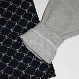Піжама для хлопчика байка з малюнком з манжетами 92-116 розміри, фото 2