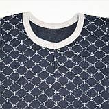 Піжама для хлопчика байка з малюнком з манжетами 92-116 розміри, фото 3