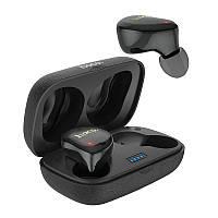 Беспроводные Bluetooth наушники Hoco ES25 Metal Gray