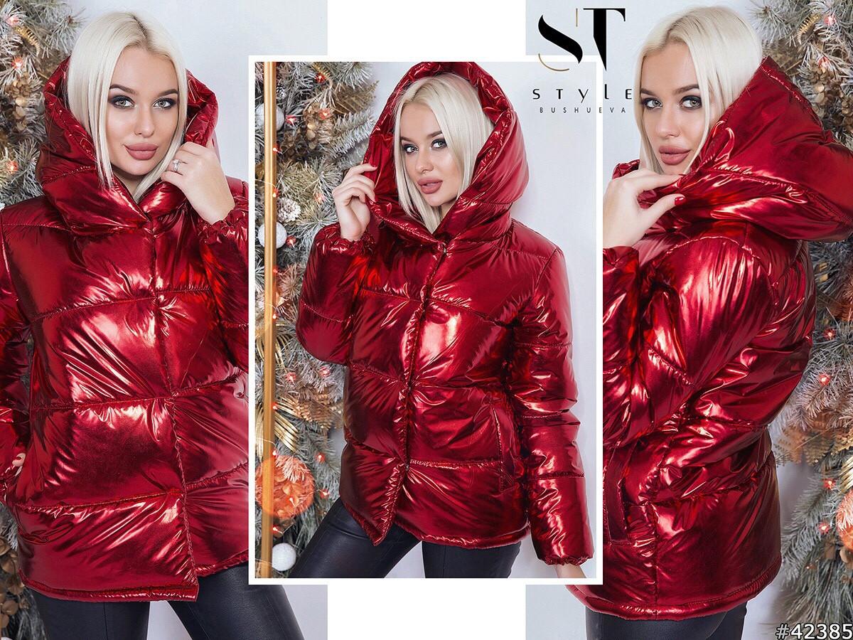 Женская теплая куртка  ВШ980