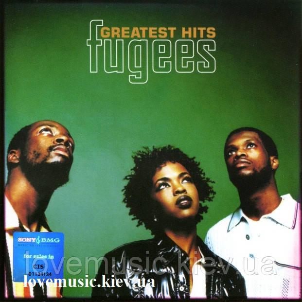 Музичний сд диск FUGEES Greatest hits (2003) (audio cd)