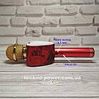 Портативный bluetooth караоке-микрофон Q5 Сердце Красный с подсветкой, фото 6