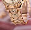 Часы женские Geneva Paidu Swarowski дата работает 3 цвета, фото 5