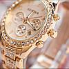 Часы женские Geneva Paidu Swarowski дата работает 3 цвета, фото 6