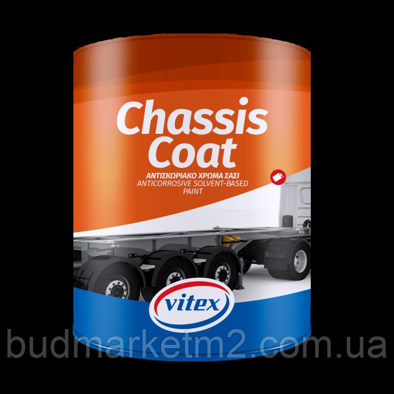 Vitex Chassis Coat Black 750 мл