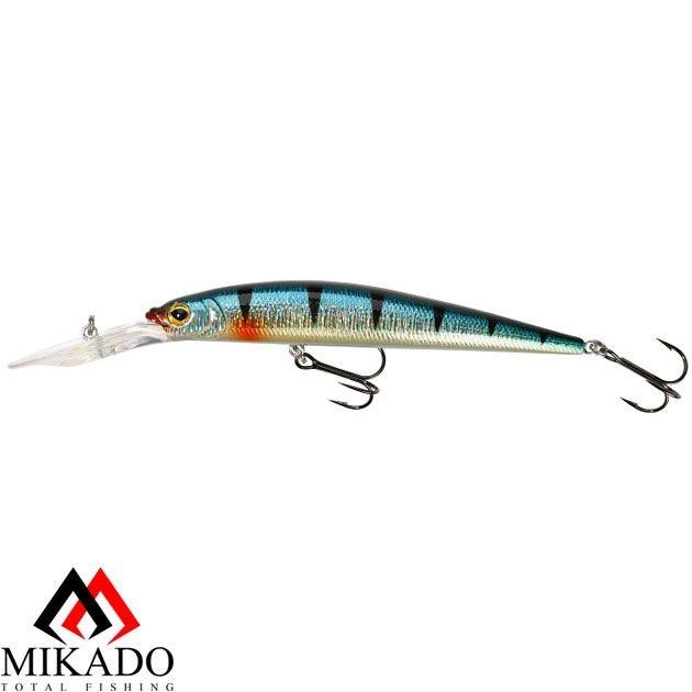 Воблер Mikado SHERIFF 11см 13гр колір-F06 FL