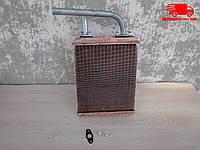 Радиатор печки отопителя МЕДНЫЙ ВАЗ 2101, 2102, 2103, 2104, 2105, 2106, 2107 2-х рядн (г.Оренбург)
