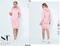 Женская модная туника - свитшот  ВШ1044, фото 1