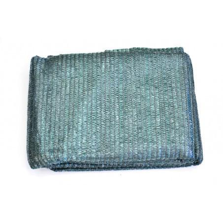 Сетка затеняющая 60% (2 х 5) зелёная