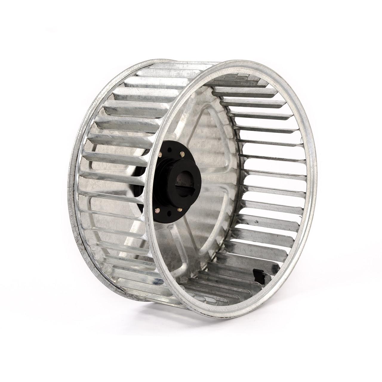 Крильчатка для відцентрового вентилятора 160