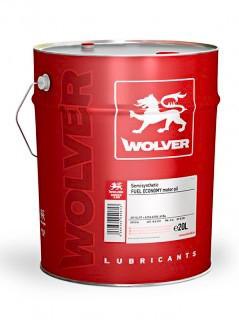 Масло моторное Wolver Turbo Evolution SAE 10W-40 API CI-4/SL (Канистра 1л)