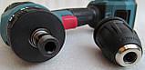 Шуруповерт аккумуляторный Spektr SCD 18/2 (DFR патрон), фото 9