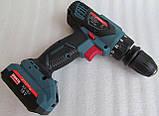 Шуруповерт аккумуляторный Spektr SCD 18/2 (DFR патрон), фото 8