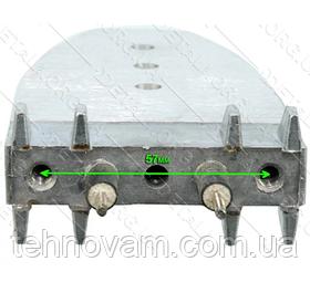 Нагреватель паяльника ПЭ труб Procraft PL1600
