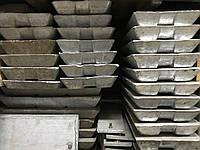 Продам цинк (Zn) чушка, анод, катод, гранула, порошок.