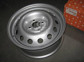 Диск колесный R15 15х6.0J 4x100 Et 50 DIA 60.1 Дачия Логан Dacia Logan MCV Рено Renault 235.3101015-03