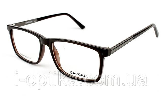 Мужская пластиковая оправа Dacchi, фото 2
