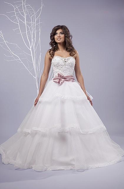 90e67ed7c96c9e6 Шикарное свадебное платье, №1288, цена 7 199 грн., купить в Киеве ...