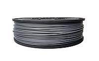 ЭКО CoPET (PETg)  пластик для 3D печати,1.75 мм 0.75 кг, темно-серый