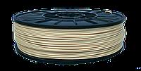 ЭКО CoPET (PETg)  пластик для 3D печати,1.75 мм 0.75 кг, бежевый